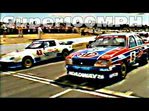 MOFFAT & GRICE 1983 Symmons Plains