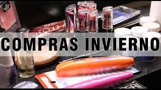 COMPRAS INVIERNO |Haul Beauty products ♥♥ | (Argentina | Bolivia)