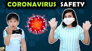 CORONAVIRUS SAFETY Good habits General Knowledge   Aayu and Pihu Show Thumb
