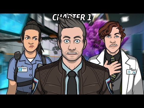 Criminal Case: The Conspiracy Case #33 - A Rock and a Hard Place Chapter 1