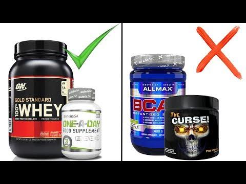 Как выбрать спортивное питание новичку