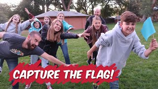 Capture the flag with THAT YOUTUB3 FAMILY & THE TANNERITES!