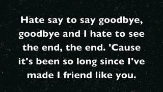 So Long ~ Zooey Deschanel Lyrics ♡