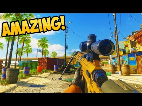 NEW SNIPER IS INSANE!! (Intervention Is Back!)
