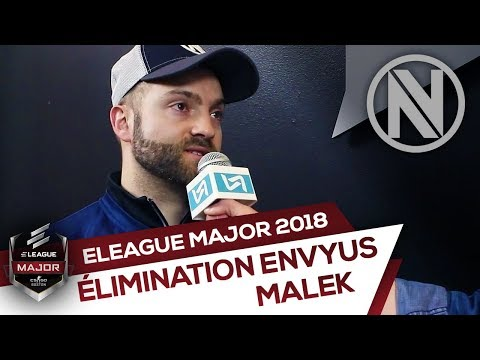 """maLeK : """"Tout le monde avait envie de compenser l'absence de RpK"""" - ELEAGUE Major Boston 2018"""
