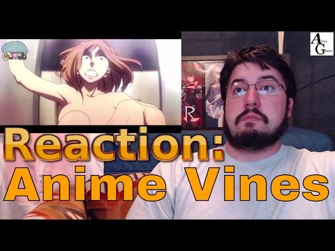 Reaction: Anime Vines Compilation LOL!LOL!LOL #AirierReact