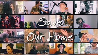 SJ Mortimer - Save Our Home (Cambridge Collaboration)