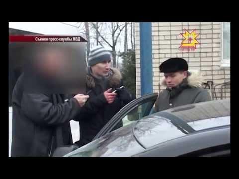 Чувашские полицейские задержали группу автомобильных воров