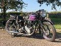 Very Rare 1935 Pre War Triumph OHV 500cc for Sale