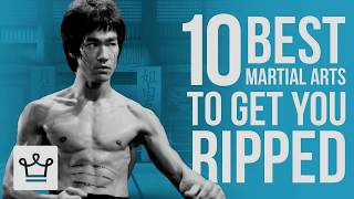 Best martial arts get you ripped