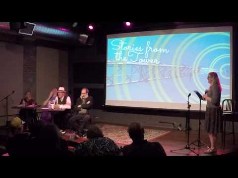 """Stories From The Tower, Part 2"" Presented At The Stage At KDHX 5/11/17"