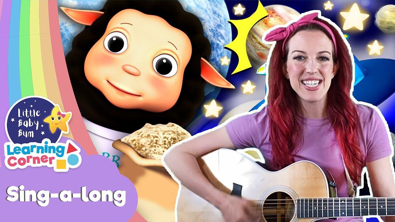 Sing Along  Baa Baa Black Sheep | Best Baby Songs | Kids Cartoon | Nursery Rhymes | Little Baby Bum