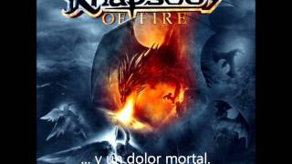 Rhapsody Of Fire - Sea Of Fate (Subtitulos en Español)