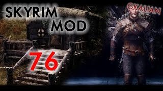 Skyrim: Обзор модов #76 — TK Dodge, Khajiit Speak, Eidolon's Edge, Round Window Cabin | GKalian