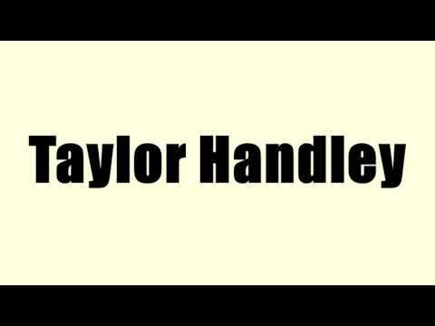 Taylor Handley