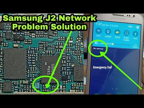 samsung j2 network problem solution