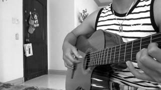 Mưa trên cuộc tình(Guitar)- TIEMINHU