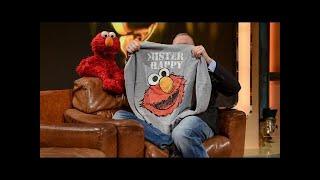 Sesamstraßen-Star Elmo bei TV total - TV total
