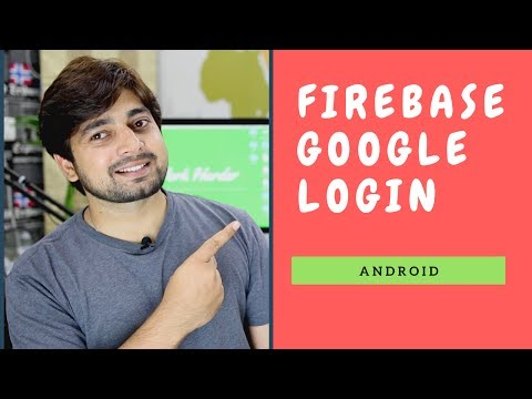 Firebase Google Login in Android