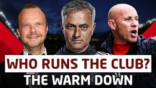 Who Is Really Running Manchester United? | Tony Park | The Warm Down