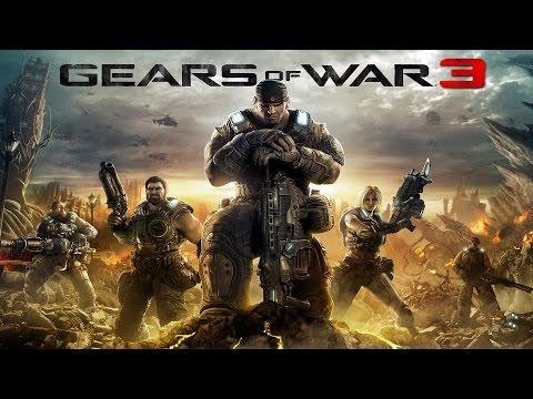 Gears of War 3 - Game Movie