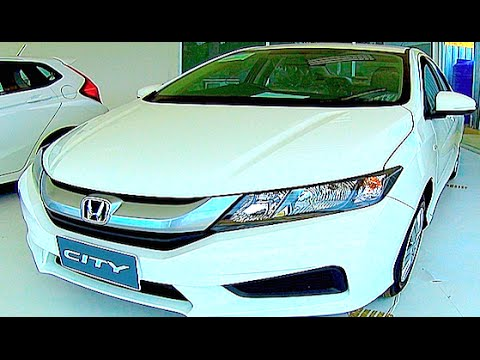 New Honda City 2015 2016 Interior Exterior Youtube