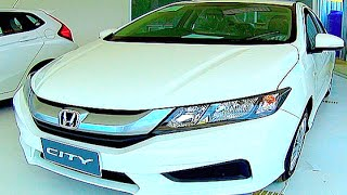 New Honda City 2015, 2016 interior, exterior