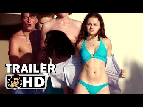 THE KISSING BOOTH Official Trailer (2018) Joey King Netflix Comedy Movie HD