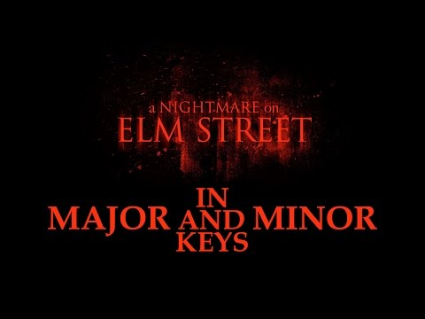 A Nightmare on Elm Street Theme in a Major Key