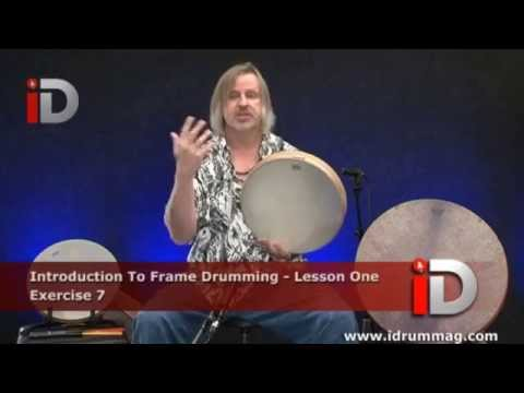 Beginners guide to the Frame Drum - Pete Lockett.  Part 1