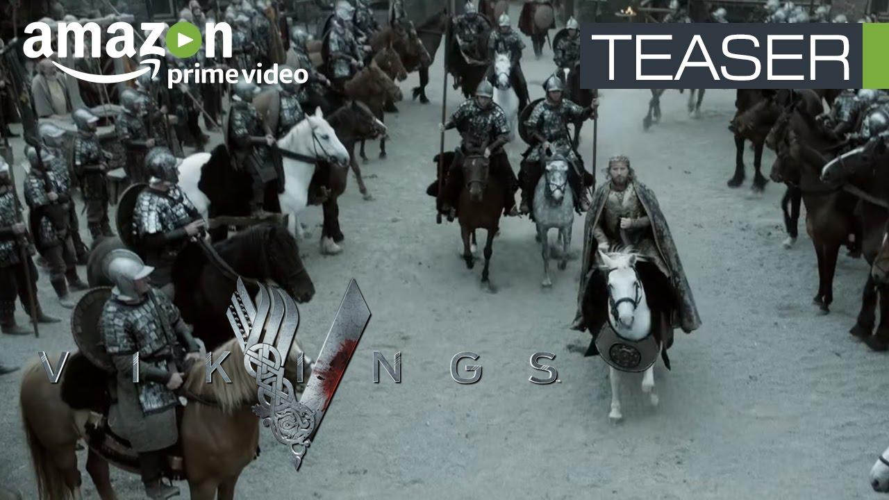 Vikings Staffel 4 Prime