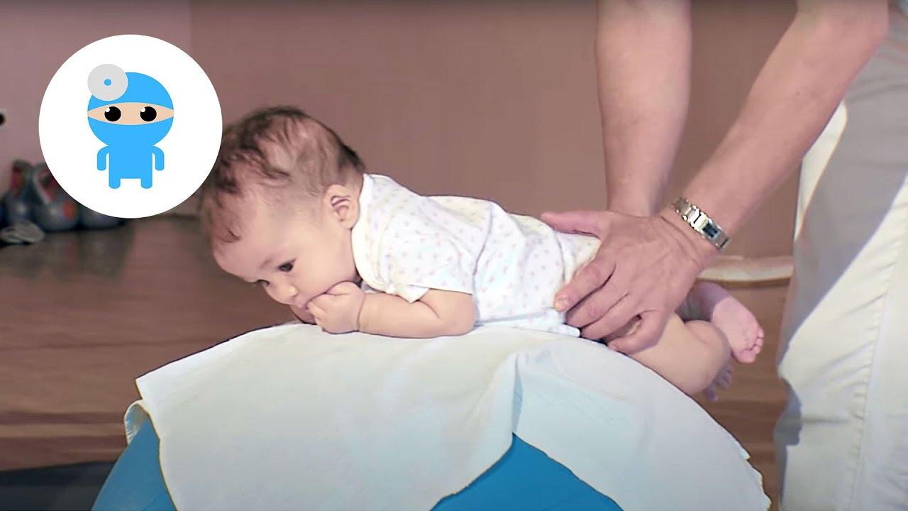 2 Hónapos baba tornáztatása