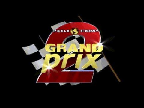 Formula 1 Grand Prix 2 gameplay (PC Game, 1995)