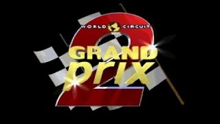 Formula 1 Grand Prix 2 gameplay (PC Game, 1995)