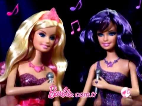 Barbie Prenses & Pop Star   Prenses Duru & Pop Star Ada