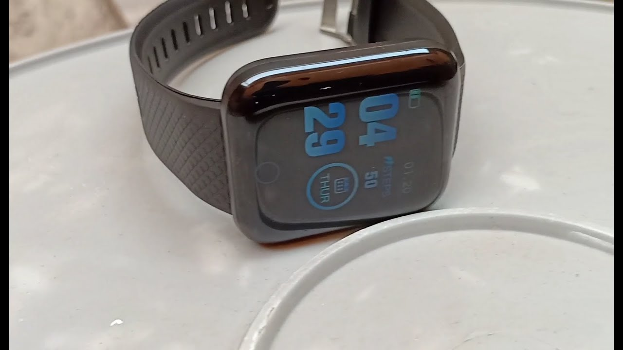 D13 Smart Bracelet & Fitness Track unboxing & quick review