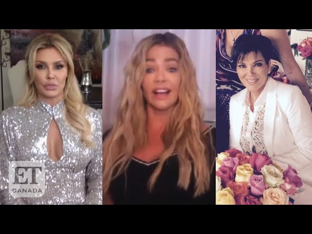 Denise Richards Leaves 'RHOBH' Amidst Kris Jenner Rumours
