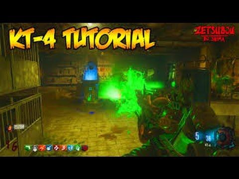 How to : Build the Wonder Weapon (KT-4) - Zetsubou No Shima