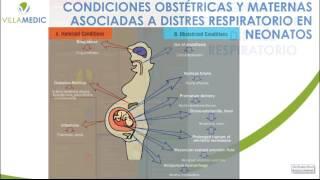 VITRUAL NEONATOLOGÍA TRASTORNOS RESPIRATORIOS DEL RECIEN NACIDO