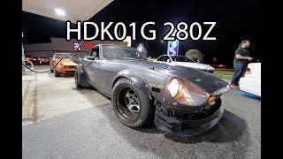 Dinos Rat Rod Datsun 280z - Vlog