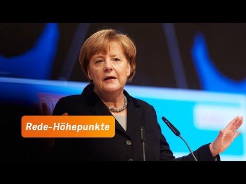 Rede Merkel