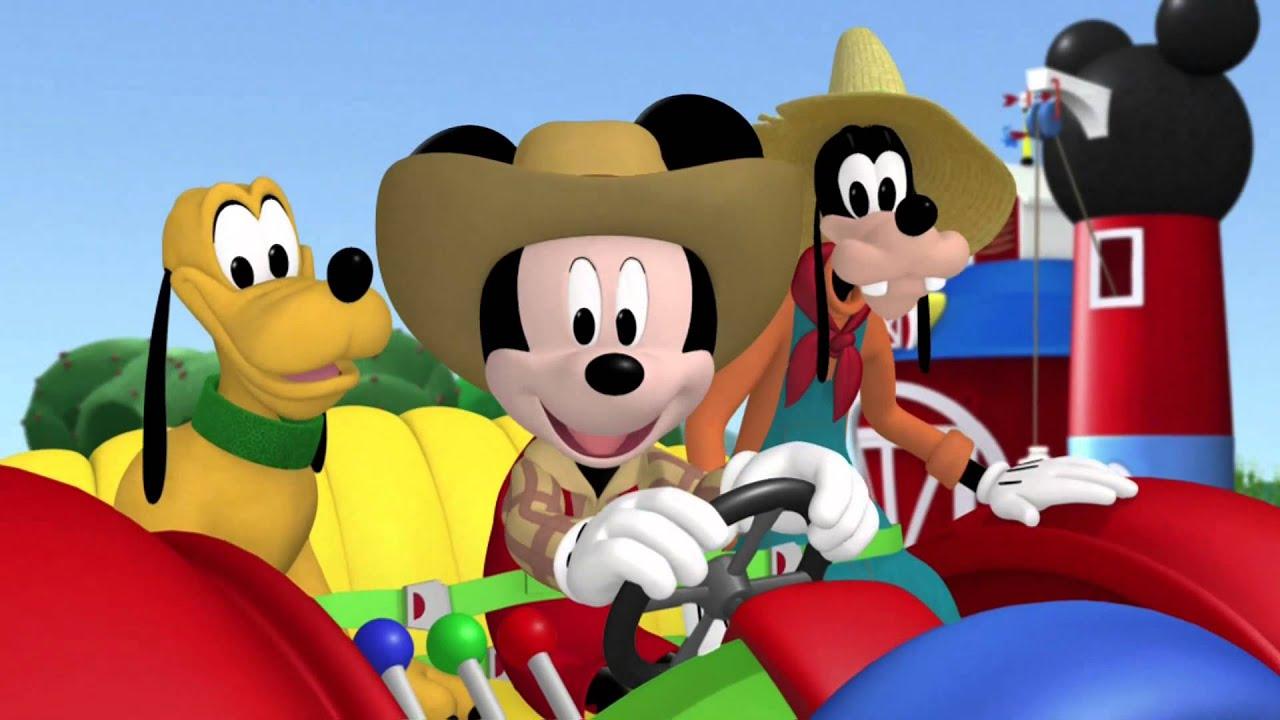 mickey mouse de