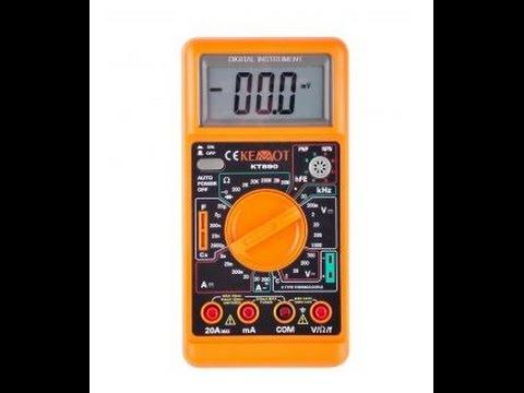 мультиметр с термопарой цена