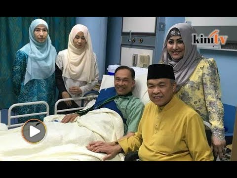 Download Youtube: Zahid: 'Bahasa badan' Anwar terima kami dengan baik