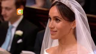 Prince Harry marries American actress Meghan Markle