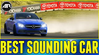 Forza 6 : BEST SOUNDING CAR!!! (800 Horsepower C63 Drift Build)