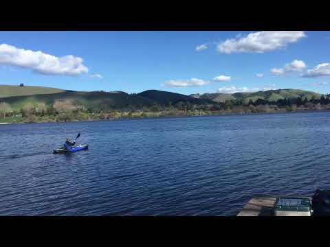 Fishing @ Quarry Lake, Fremont CA