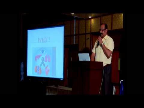 Dr. Simon Mathew Informative Speech for ORGAN DONATION in GOODWIN CHARITABLE TRUST awareness meet