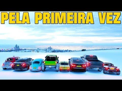 PRIMEIRA CORRIDA SURPRESA NA ILHA NOVA- FORZA HORIZON 4 - GAMEPLAY thumbnail