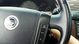 2004 Ssangyong Rexton II RX5 4WD Full Option